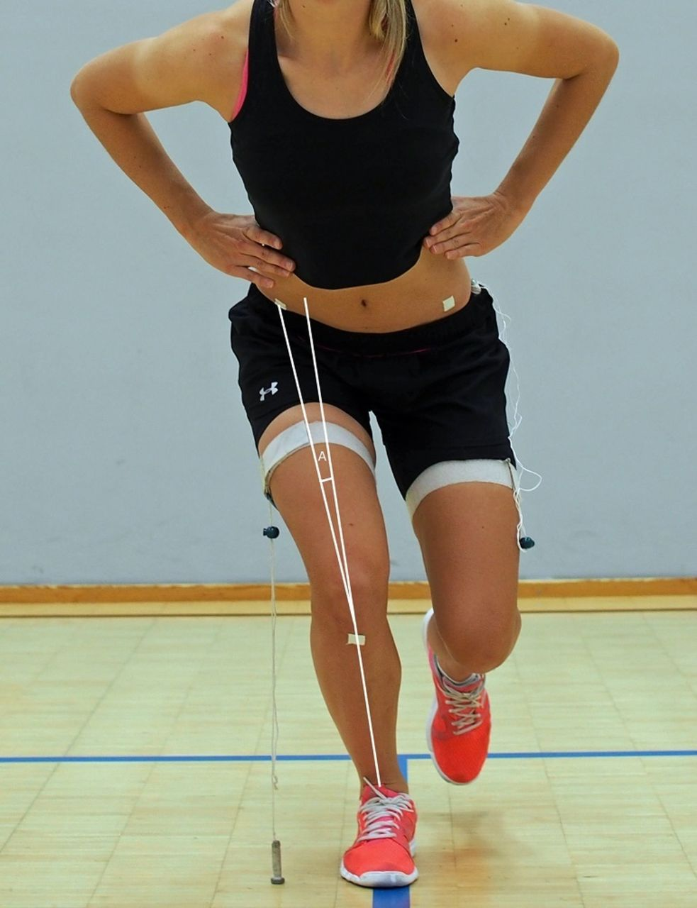 Association Between Frontal Plane Knee Control And Lower